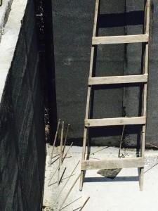 scara pentru hidroizolatii terase