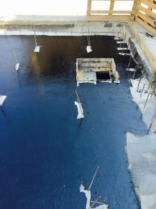 amorsare pentru hidroizolatii terase