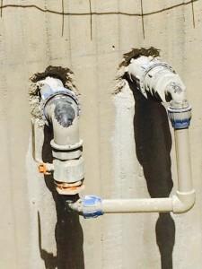 strapungeri ce necesita reparatii pentru hidroizolatii terase